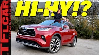 Download These Are The Top 10 Unexpected Surprises I Discovered After Driving The 2020 Toyota Highlander! Video