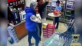 Download Robber Dropped by CCW Carrier | Active Self Protection Video