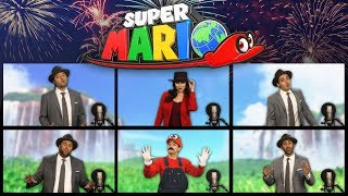 Download Super Mario Odyssey Theme Song Acapella! (Jump Up, Super Star ft. Katie Wilson) Video