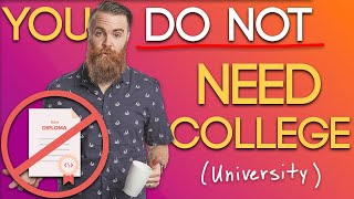 Download you DO NOT need College / University!! Video