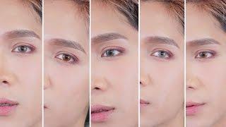 Download Color Lens for Dark Eyes / Solotica Lens Dupe - Edward Avila Video