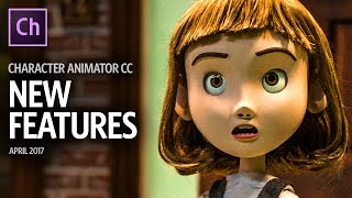 Download New Features - April 2017 (Adobe Character Animator CC Beta) Video