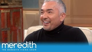 Download Cesar Millan Reveals The Secret To Training Your Dog | The Meredith Vieira Show Video