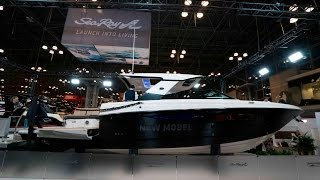 Download Introducing the All-New Sea Ray SLX 400 at the New York Boat Show Video