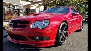 Download 615HP RennTech 'Stage 6' Mercedes SL55 - One take Video