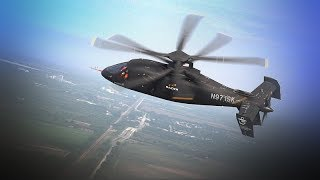 Download Hélicoptère S-97 Raider : bientôt capable d'atteindre les 400 km/h ? Video