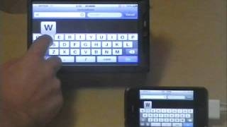 Download Mimics Remote Touch Screen iPhone Control. FIRST Non-VNC! Video
