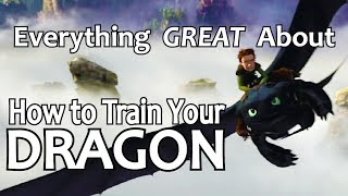Download Everything GREAT About How To Train Your Dragon! Video