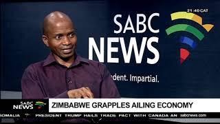 Download Talking Zimbabwe economy with Victor Kgomoeswana Video