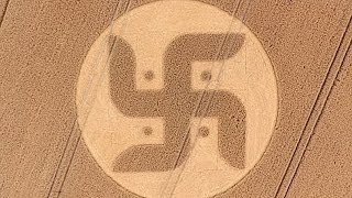 Download Bí Ẩn Vòng Tròn Khổng Lồ Xuất Hiện Ở Cánh Đồng Nước Anh | Khoa Học Huyền Bí Video