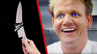 Download TOP 10 GORDON RAMSAY KNIFE MOMENTS!!! Video