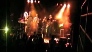 Download hlm & opac reggae band live theatre rail a lyon dancehall Video