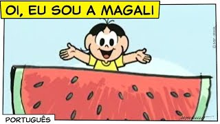 Download ♫ Oi, eu sou a Magali ♫ | Turma da Mônica Video