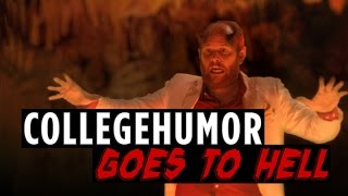 Download CollegeHumor Goes To Hell Video