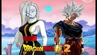 Download DRAGON BALL SUPER 2: ″NUEVA SAGA″ - GOKU Y VEGUETA SE VUELVEN MAESTROS Video