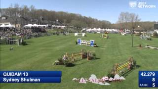 Download 8 Horse Jump-Off at Old Salem Video
