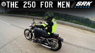 Download Is the Honda 250 Rebel Big Enough for a Man? (Highway) Video