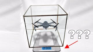 Download If You Fly a Drone in a Closed Box on a Scale, Will the Box Weigh Less?—Mind-Blowing Experiment! Video
