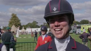 Download Land Rover Burghley Horse Trials 2019 - Show Jumping: Ariel Grald Video
