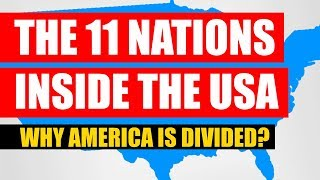 Download The 11 Nations Inside The USA Video
