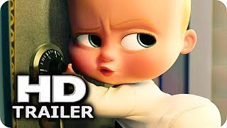Download THE BOSS BABY Trailer (2017) Alec Baldwin Animation Movie HD Video