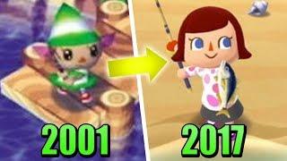 Download Evolution of Animal Crossing Games (2001 - 2017)   Pocket Camp Update Video