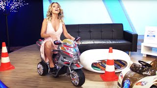 Download Kinderfahrzeuge für kleine Entdecker mit Katie Steiner und Anne-Kathrin Kosch bei PEARL TV Video