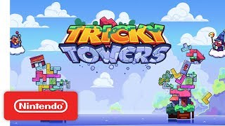 Download Tricky Towers - Launch Trailer - Nintendo Switch Video