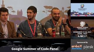 Download JWC 2017 - Google Summer of Code (GSoC) Panel Video