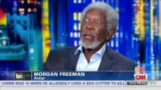 Download Morgan Freeman's Thoughts on #blacklivesmatter and #alllivesmatter racism Video