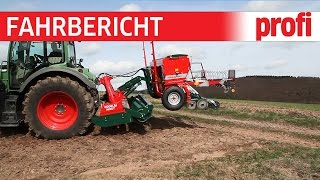 Download Anbaudrillmaschine Vogel & Noot ProfiDrill D300 Video