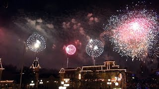 Download FINALE Holiday Wishes Perimeter FIREWORKS Celebrate The Spirit Of The Season - Disney World Video