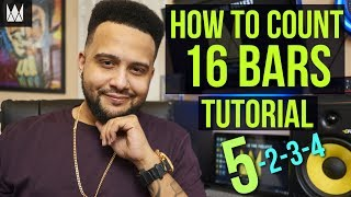 Download How To Count and Write 16 Bars in Rap | CurtissKingBeats Video