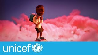 Download A fight for education like you've never seen before | UNICEF Video