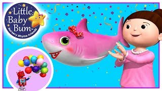 Download Baby Shark Dance | Little Baby Boogie | LBB | Nursery Rhymes For Babies Video