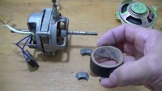 Download gerador de energia com motor de ventilador Video