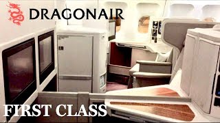 Download Dragonair Cathay Dragon First Class Beijing to Hong Kong Airbus A330-300 Review Video