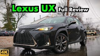 Download 2019 Lexus UX 200: FULL REVIEW + DRIVE | U Only Need $30K for This Lexus! Video