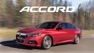Download 2018 Honda Accord Review - The Best Midsize Sedan? Video