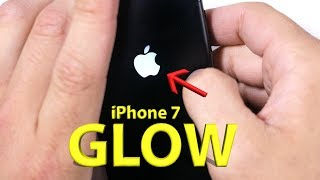 Download Make your iPhone 7 Apple LIGHT UP!! (iPhone 7 Plus logo too) Video
