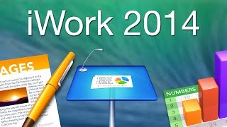 Download iWork 2014 Demo - Pages, Numbers, and Keynote Video