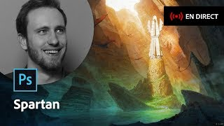 Download Masterclass avec Spartan | Digital painting | Adobe France Video