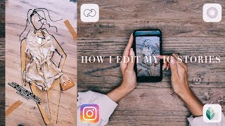 Download HOW I EDIT MY STORIES | DESI PERKINS Video