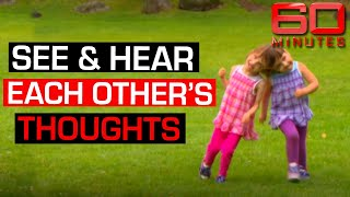 Download Conjoined twins share taste, sight, feelings and thoughts | 60 Minutes Australia Video