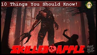 Download 10 Things You Should Know For The Release Of Friday the 13th Game! Plus Some Other Interesting Stuff Video