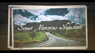 Download FREE After Effects CS5 Template - Sweet Memories Slideshow Video