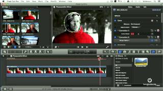 Download Creating ″The Pleasantville Effect″ in FCPX Video