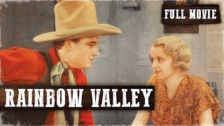 Download RAINBOW VALLEY   John Wayne   Full Length Western Movie   English   HD   720p Video