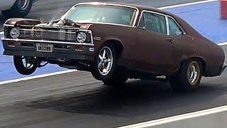 Download Street Outlaws Live No Prep Kings Small Tire Race Tulsa Oklahoma Video