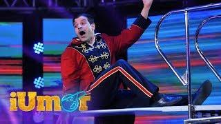 Download Costin Pity lasă publicul și jurații înmărmuriți cu numărul său de circ Video